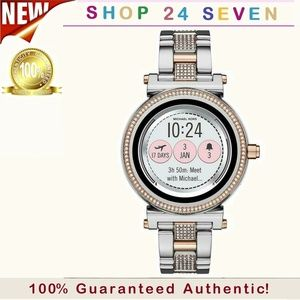 SEALED! Michael Kors Sofie Smartwatch MKT5040